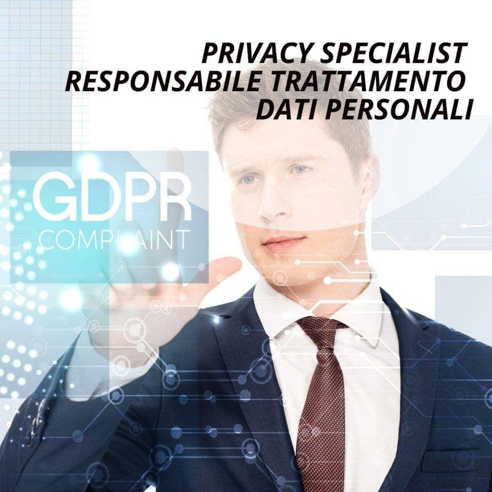 18-Privacy Specialist Responsabile Trattamento Dati Personali