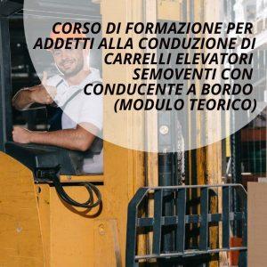 carrelli elevatori semoventi