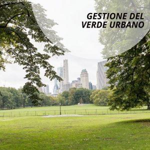 Gestione del verde urbano